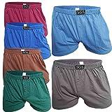 6-10 Pack Unterhosen Mann Herren Unterhosen Boxershorts Men (6.Stück, 5/S)