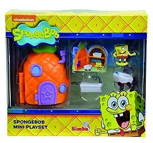 Simba 109490764 Spongebob Mini Set