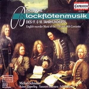 Englische Blockflötenmusik