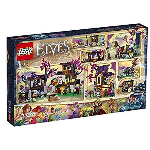 LEGO – 41185 – Elves -Jeu de Construction – Le sauvetage dans le village des Gobelins