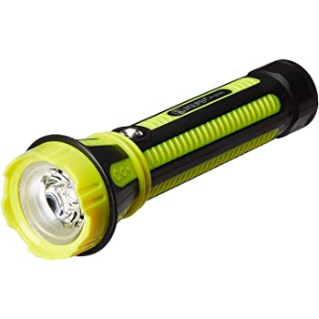 JY SUPER LED Torch Rechargeable Super Torch 8990,Black