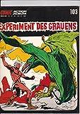 COMIC ACTION ALBUM 103,  ANDRAX - Experiment des Grauens