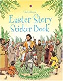 The Easter Story Sticker Book (Usborne Bible Stories)