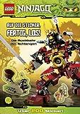 Lego Ninjago. Auf die Sticker, fertig, los! Die Rückkehr der Schlangen