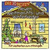 Die 30 besten neuen Weihnachts- und Winterlieder - Simone Sommerland
