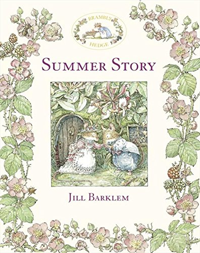 Summer Story (Brambly Hedge) por Jill Barklem