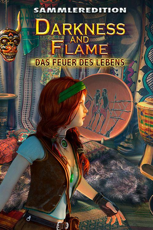 Darkness and Flame: Das Feuer des Lebens Sammleredition [PC Download]