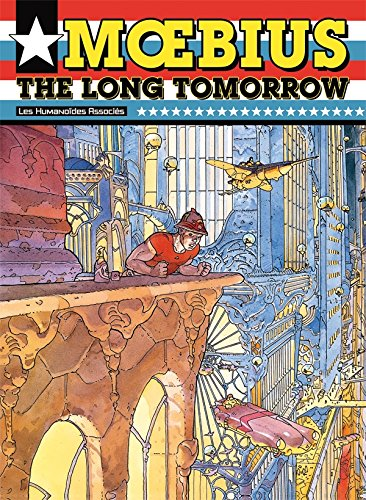 The long tomorrow - USA par Moebius