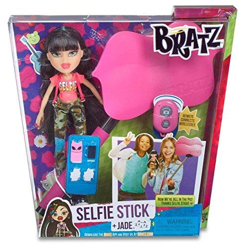 MGA-539667e4C-Bratz-Selfie-Stick mit Jade-Puppe