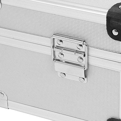 Alukoffer Aluminiumkiste Werkzeugkiste Lagerbox Leergewicht 2600g VARO - 4