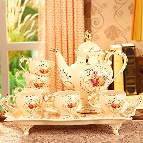 Juegos de té - regalo de boda creativo - taza de café...