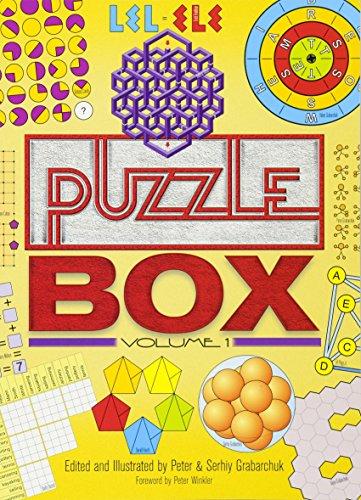 Matchstick Garden (Puzzle Box, Volume 1)