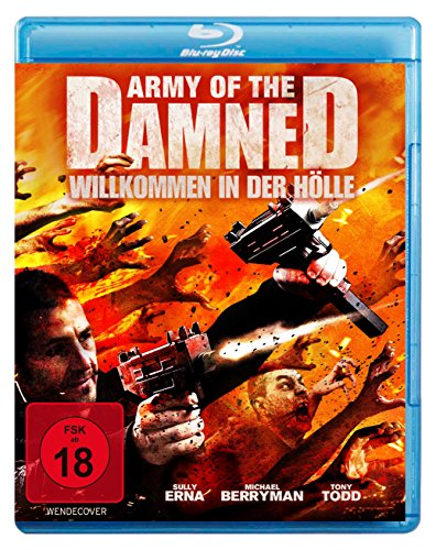 Army of the Damned - Willkommen in der Hölle (Blu-ray)