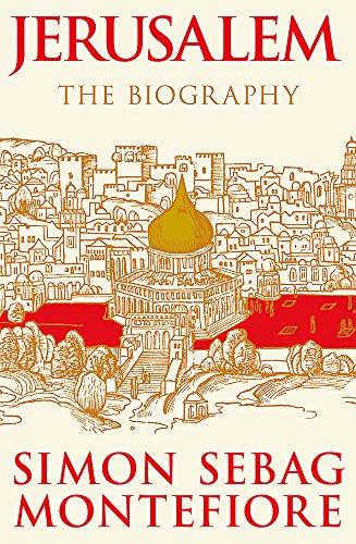 Book cover for Jerusalem