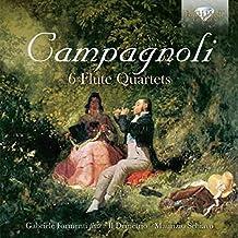 Campagnoli-6 Flute Quartets