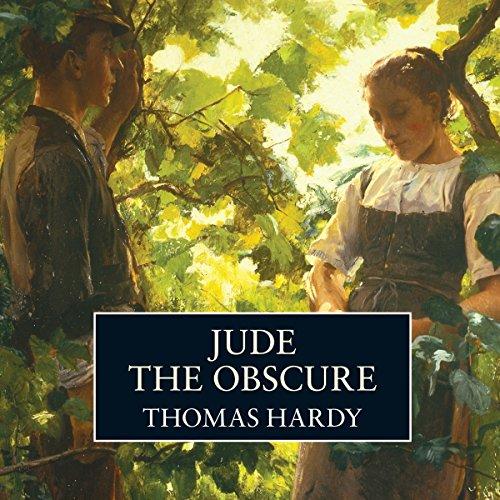 Jude The Obscure  Audiolibri