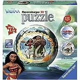 Ravensburger- Puzzle 3D Vaiana 72 pièces, 11793