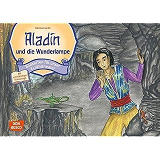 Aladin und die Wunderlampe: Bildkarten für unser Erzähltheater. Entdecken. Erzählen. Begreifen. Kamishibai Bildkartenset. (Märchen für unser Erzähltheater)