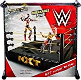 NXT Offiziell Superstar Wrestling Ring Für WWE Figuren - Brandneu In Box