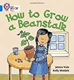 How to Grow a Beanstalk: Band 04/Blue (Collins Big Cat Phonics)