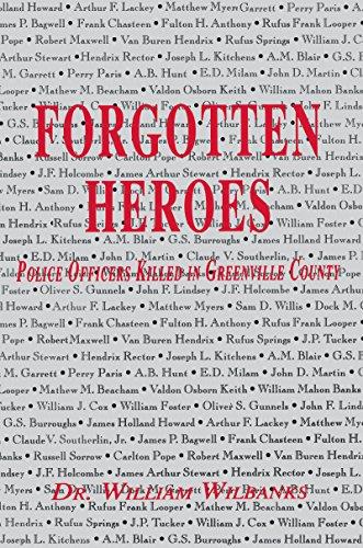 Forgotten Heroes of Greenville, SC