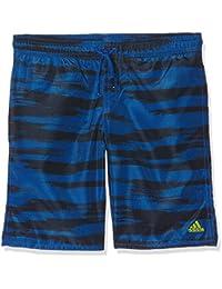 adidas Performance Kinder Badeanzug INF EC3S 1PC Y blau