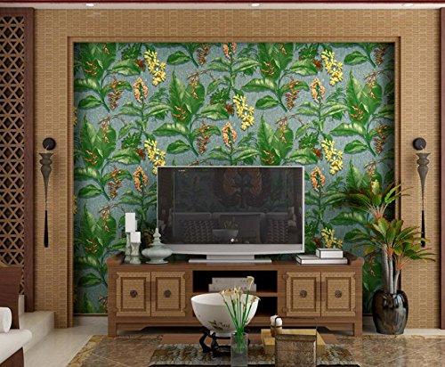 gsly-carta-da-parati-vintage-piante-a-foglia-grande-carta-da-parati-non-tessuta-stile-camera-da-lett