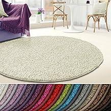 Suchergebnis Auf Amazon De Fur Runde Teppiche