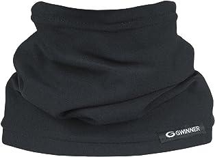 Gwinner Kälteschutz Windschutz Gesichtsmaske Sommer - 2 Stoffschichten - für Radfahren, Motorrad, Trekking - Combo II