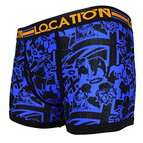 Location Herren Boxershort Mehrfarbig Multi Proud1 Pack 5 (6 Pack)