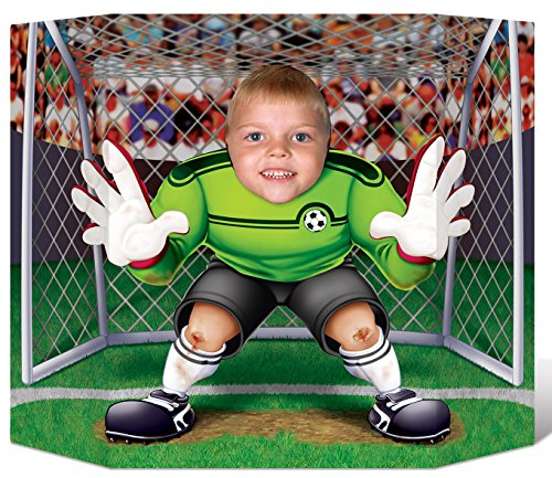 Beistle Fußball-Foto-Stütze, 3-Füße 1-Zoll durch 25-Zoll