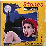 THE ROLLING STONES No Filter Tour 2017 LIVE IN HAMBURG limited edition 2CD set in cardbox