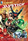 Justice League, tome 1 : Origin par Johns