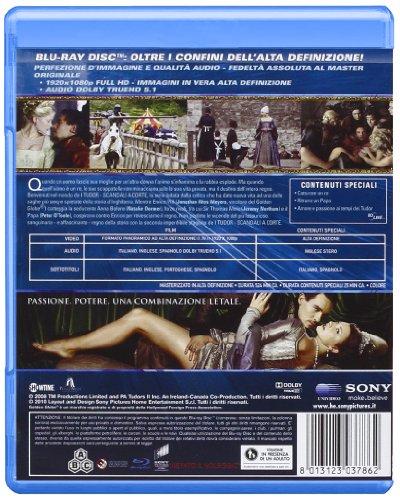 tudors cofanetto  Tudor - Royal Collection (Cofanetto - 11 Blu-Ray)