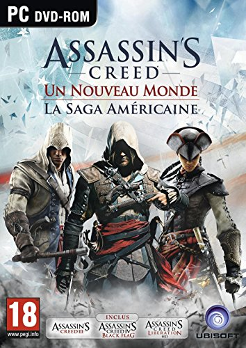 Assassin's Creed: The American Saga [Importación Francesa]