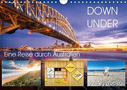 Ayers Rock (Down Under - Eine Reise durch Australien (Wandkalender 2019 DIN A4 quer): Von Alice Springs, vorbei am Ayers Rock nach Sydney (Monatskalender, 14 Seiten ) (CALVENDO Orte))