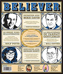 Le Believer, N° 3, automne 2012 : Platonic pizza