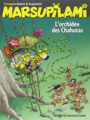 Marsupilami - tome 17 - Marsupilami 17 indispensables 2015