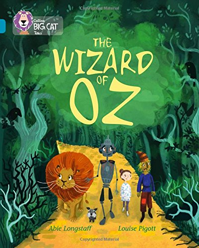 The Wizard of Oz: Band 13/Topaz (Collins Big Cat)