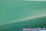 Plástico Adhesivo Doucette Vert 2mt x 45cm para cajones, mesas etc...