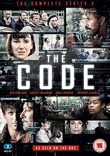 The Code: Series 2 [DVD] [UK Import] (Dvd Arrow-staffel 2)