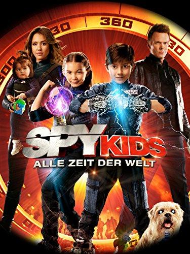 Spy Kids - Alle Zeit der Welt (Aus Mädchen Kids Spy)