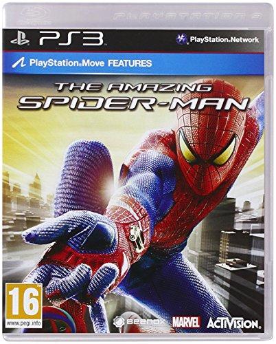 Spider Man 3-spiel ([UK-Import]The Amazing Spider-man Game PS3)