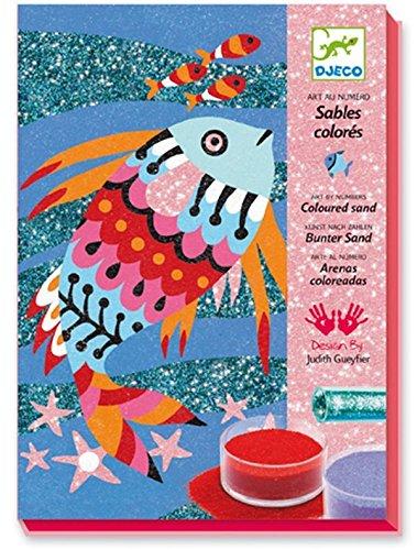 Sabbia - Pesci colorati