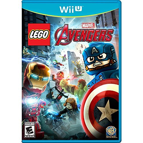 LEGO Marvel's Avengers - Wii U by Warner Home Video - Games (Lego Avengers Videospiel Wii)