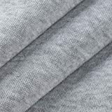 Dasongff Damen Langarm Brief Drucken Oberteil Patchwork Kapuzenpulli Sweatshirt Pullover Tops Kordelzug Kapuzen Kurz Bluse