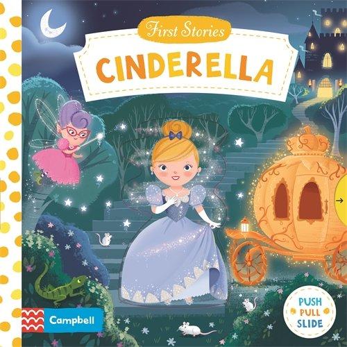Cinderella (First Stories) thumbnail