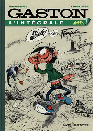 Version Originale - tome 21 - Gaston VO T16 1982-1996