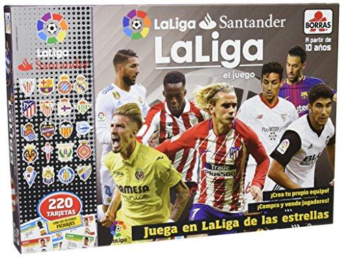 Educa Borrás Liga, El Juego 2017-18 (17439)