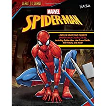 Learn to Draw Marvel's Spider-Man: Learn to Draw Your Favorite Spider-Man Characters, Including Spider-Man, the Green Goblin, the Vulture, and More! (Licensed Learn to Draw)